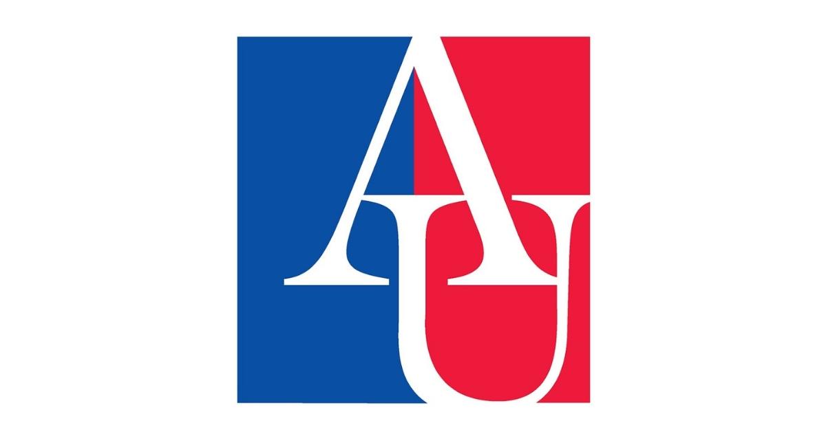 American-University-Education-Logo-Design